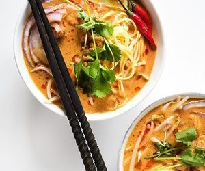 food, soup, and asian image
