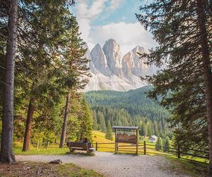 Alps, italy, and view image