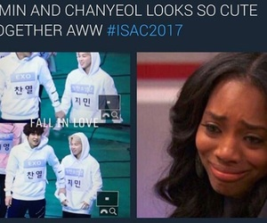 exo, bts, and chanyeol image
