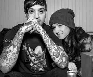 pierce the veil, tony perry, and love image