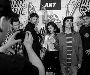bands, crazy, and mike fuentes image