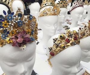 crown and Dolce & Gabana image