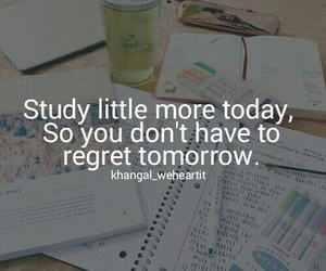 motivation, study, and future image