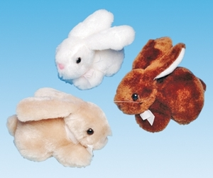 bunnies and plush image