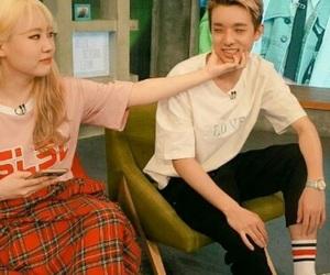 couple, idols, and JYP image