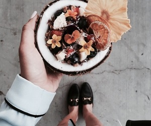 fashion, flats, and food image