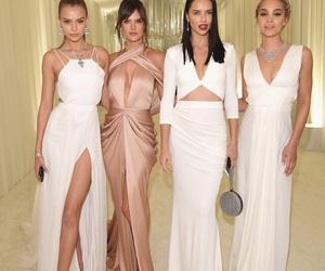 Adriana Lima, luxury, and dress image