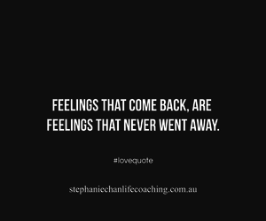 feelings, quote, and thoughts image