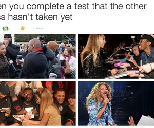 beyoncé, funny, and queen bey image