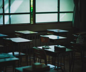 emptiness, japan, and school image
