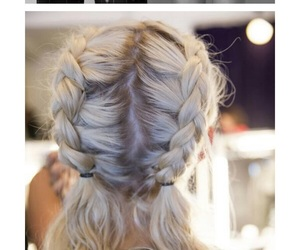 blinde, trecce, and hairtrends image