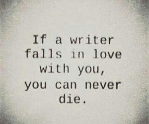 english, quote, and writer image