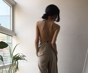 fashion, dress, and indie image