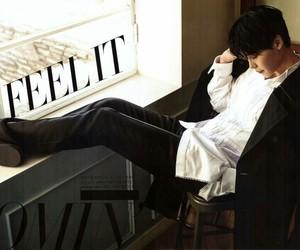 actor, korean, and lee jong suk image