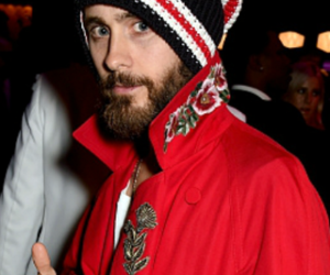 30 seconds to mars, beanie, and jared leto image