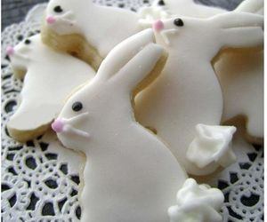 bunny and Cookies image