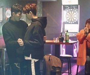 Korean Drama, yaoi, and kdrama image
