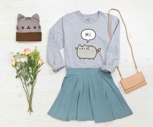 fashion, kawaii, and korean style image