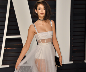 Nina Dobrev, actress, and oscar image