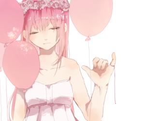 vocaloid, anime girl, and luka megurine image