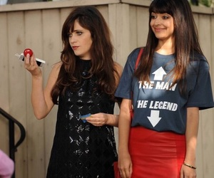 cece, new girl, and funny image