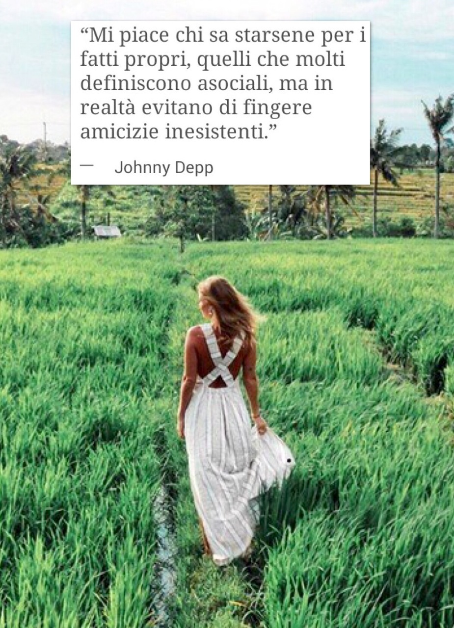 Frasi Amicizia Johnny Depp.Image About Johnny Depp In Frasi By Ale On We Heart It