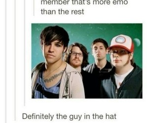 fall out boy, band, and FOB image