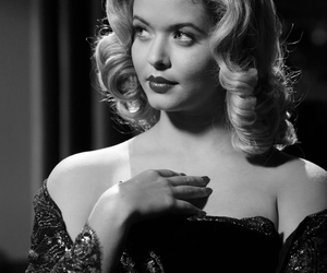 alison, 1940's, and sasha pieterse image