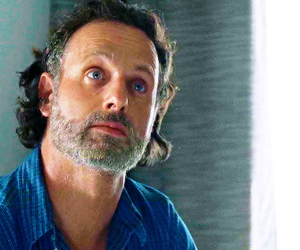 walking dead, andrew lincoln, and the walking dead image