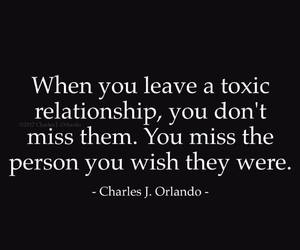 relationships, toxic relationship, and lové image