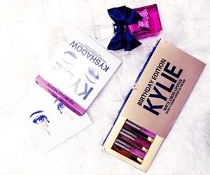 eyeshadow, juicycouture, and kylie image