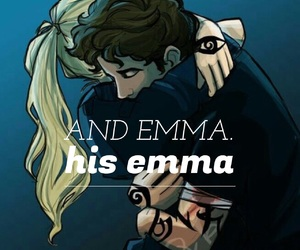 easel, the dark artifices, and emma carstairs image