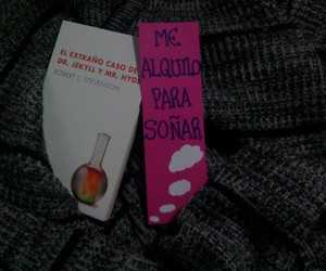 bookmark, lectura, and books image