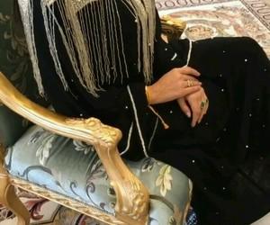 fashion, stylé, and abaya image