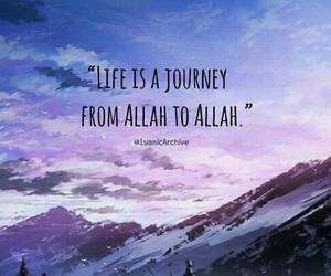 allah and muslim image