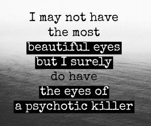 easel, eyes, and kill image