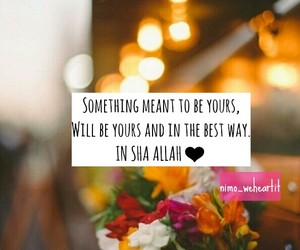 allah, faith, and islamic image