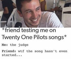 the judge, twenty one pilots, and band image