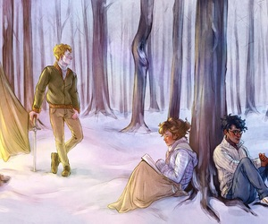 fan art, potterhead, and fandom image