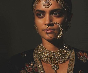 beautiful, fashion, and hindi image