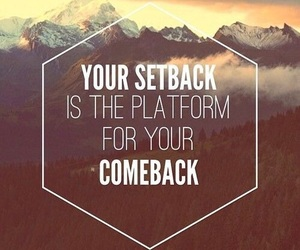 quote, quotes, and comeback image
