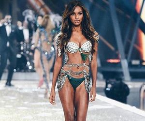 jasmine tookes, Victoria's Secret, and model image