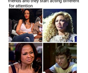 beyonce knowles, funny, and queen bey image
