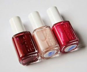 beauty, nail colours, and girly image