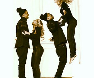 beyoncé, couple, and jay z image
