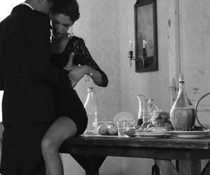 dress, elegance, and romance image