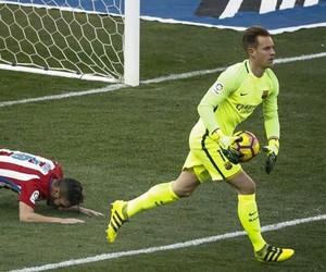 fc barcelona, goalkeeper, and marc andre ter stegen image