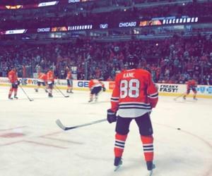 nhl, chicago blackhawks, and hocke image