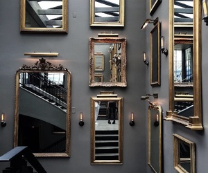 mirror and art image