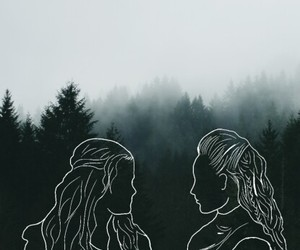 the 100, wallpaper, and lexa image